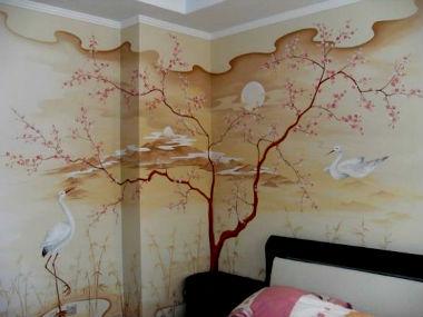 Sakura v interere doma 45