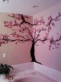 Sakura v interere doma 46