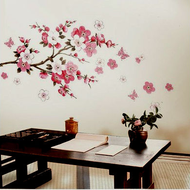 Sakura v interere doma 47