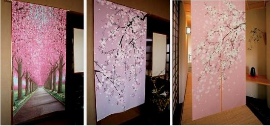 Sakura v interere doma 60