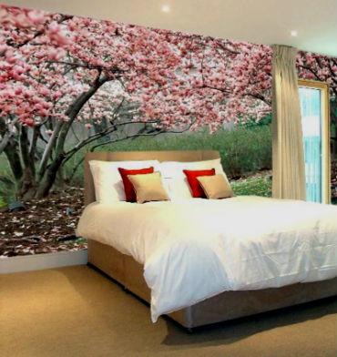 Sakura v interere doma 66