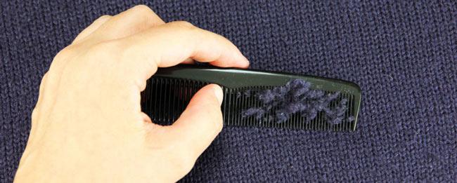 11 способов как убрать катышки с одежды в домашних условиях