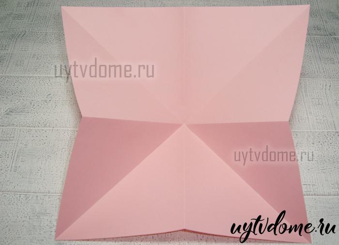 Оригами тюльпан из бумаги своими руками: пошаговая инструкция по созданию