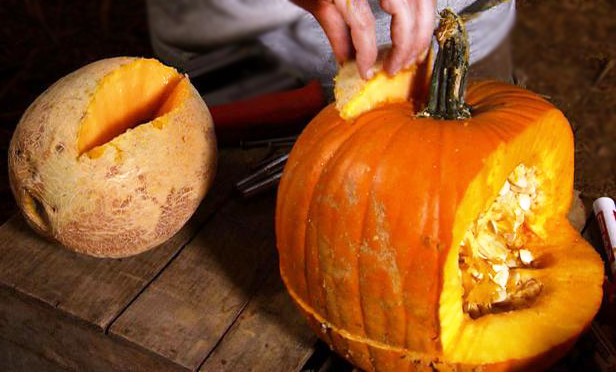 Как сделать тыкву на Хэллоуин: фонарь Джека (5 мастер-классов)