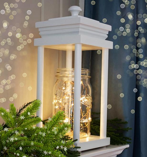 Как сделать декоративный фонарь-подсвечник своими руками (5 мастер-классов)