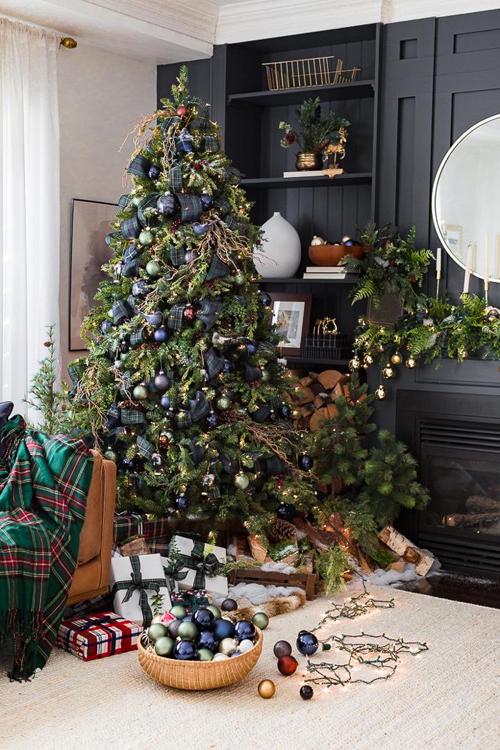 Как оформить фотозону на Новый год и Рождество своими руками
