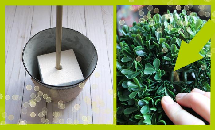6 лучших МК: как сделать Пасхальный топиарий своими руками