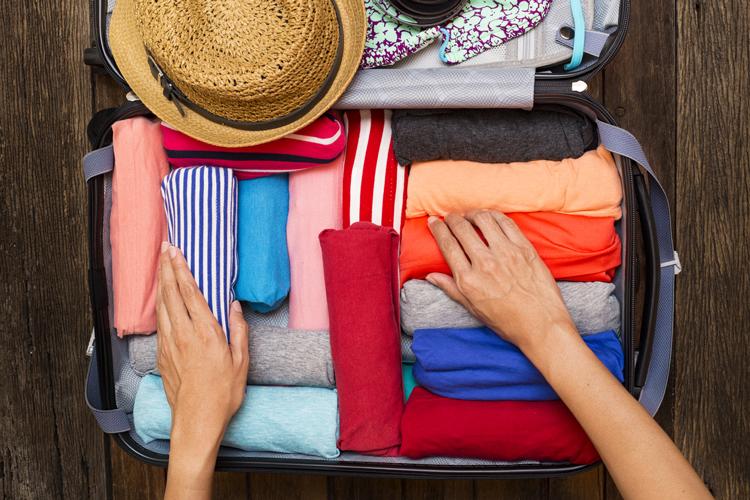 Как правильно собрать чемодан отправляясь в долгожданный отпуск