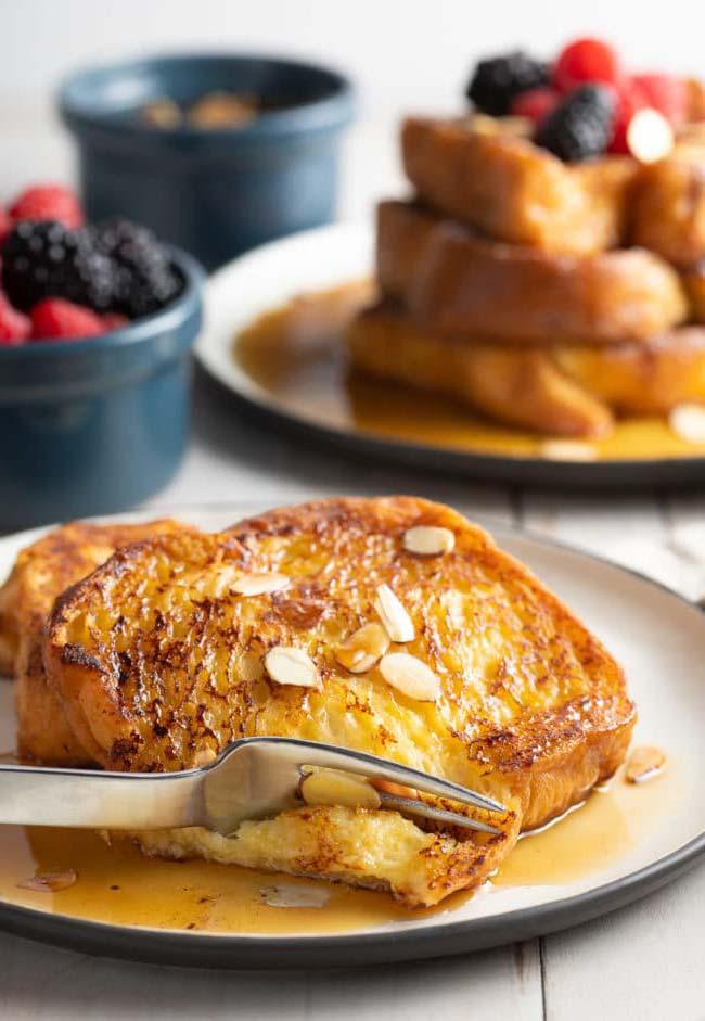 Рецепт лучших французских тостов (завтрак, который понравится всем)